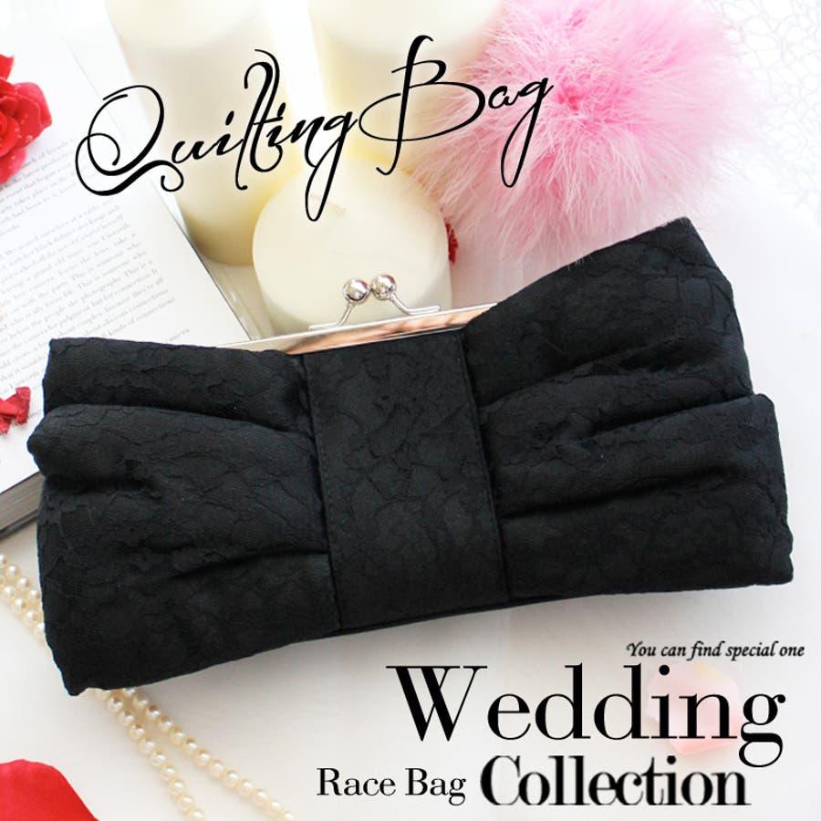 dd651c8b29305 パーティーバッグ 結婚式 バッグ サブバッグ 大きめ クラッチ クラッチバッグ パーティ パーティー 黒 ゴールド シルバー