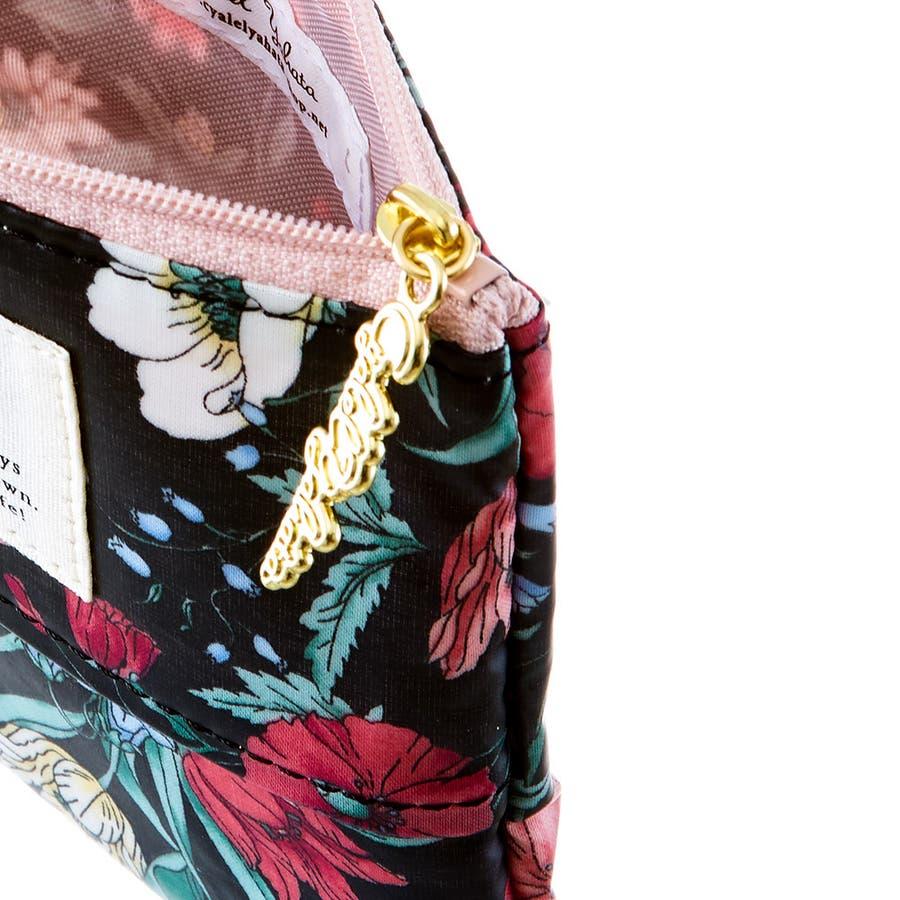 ポーラプリンセス ティッシュポーチ / ポケットティッシュケース ティッシュポーチ カバー レディース かわいい 花柄 おしゃれギフトプレゼント 5