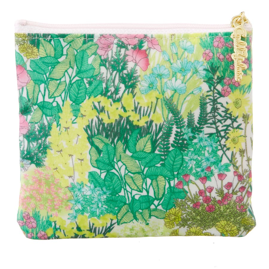 フレッシュガーデン ティッシュポーチ / ポケットティッシュケース ティッシュポーチ カバー レディース かわいい 花柄おしゃれギフト プレゼント 4