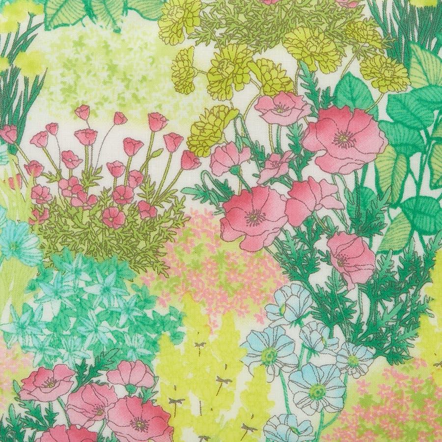 フレッシュガーデン ティッシュポーチ / ポケットティッシュケース ティッシュポーチ カバー レディース かわいい 花柄おしゃれギフト プレゼント 5