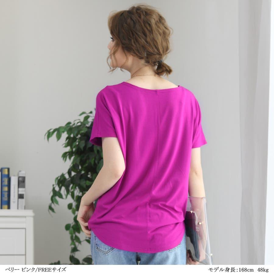 Tシャツ カットソー レディース 6