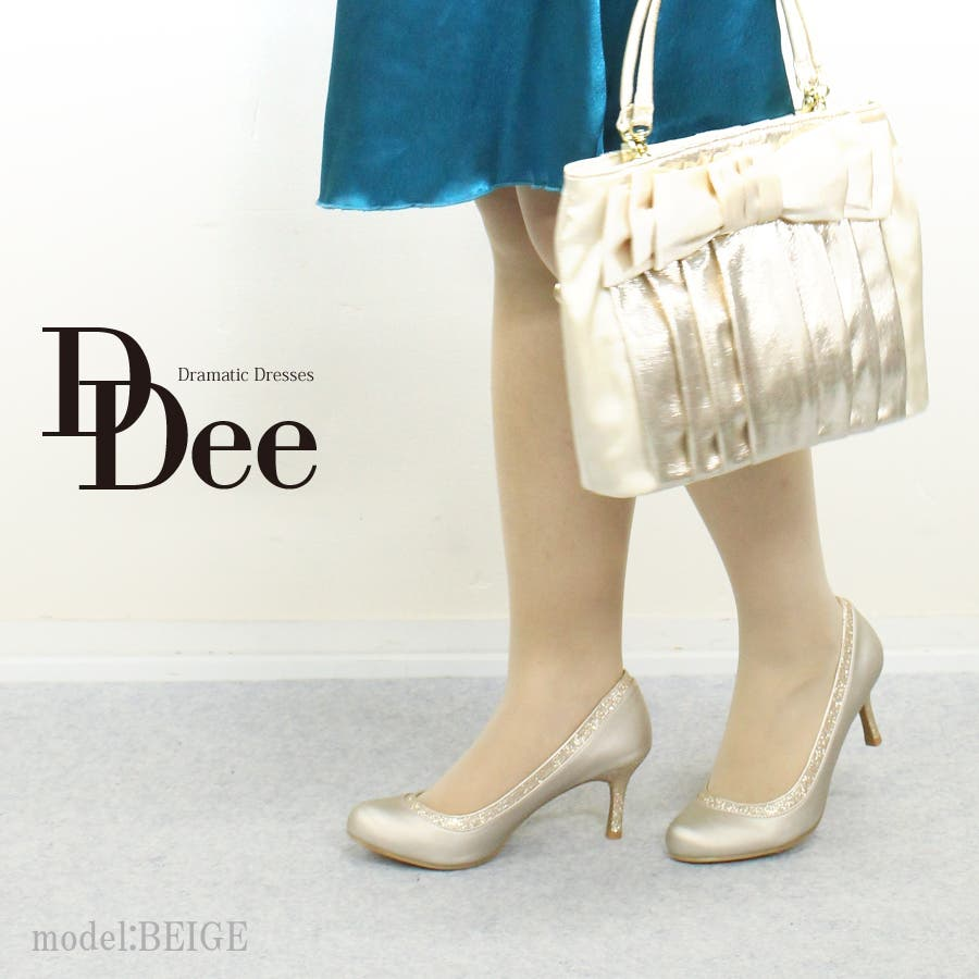 8c6456305f416 ラメフチパンプス パンプス ヒール 靴 ラメ エレガント 高級感 きれいめ ドレス ドレスコード 普段 ...