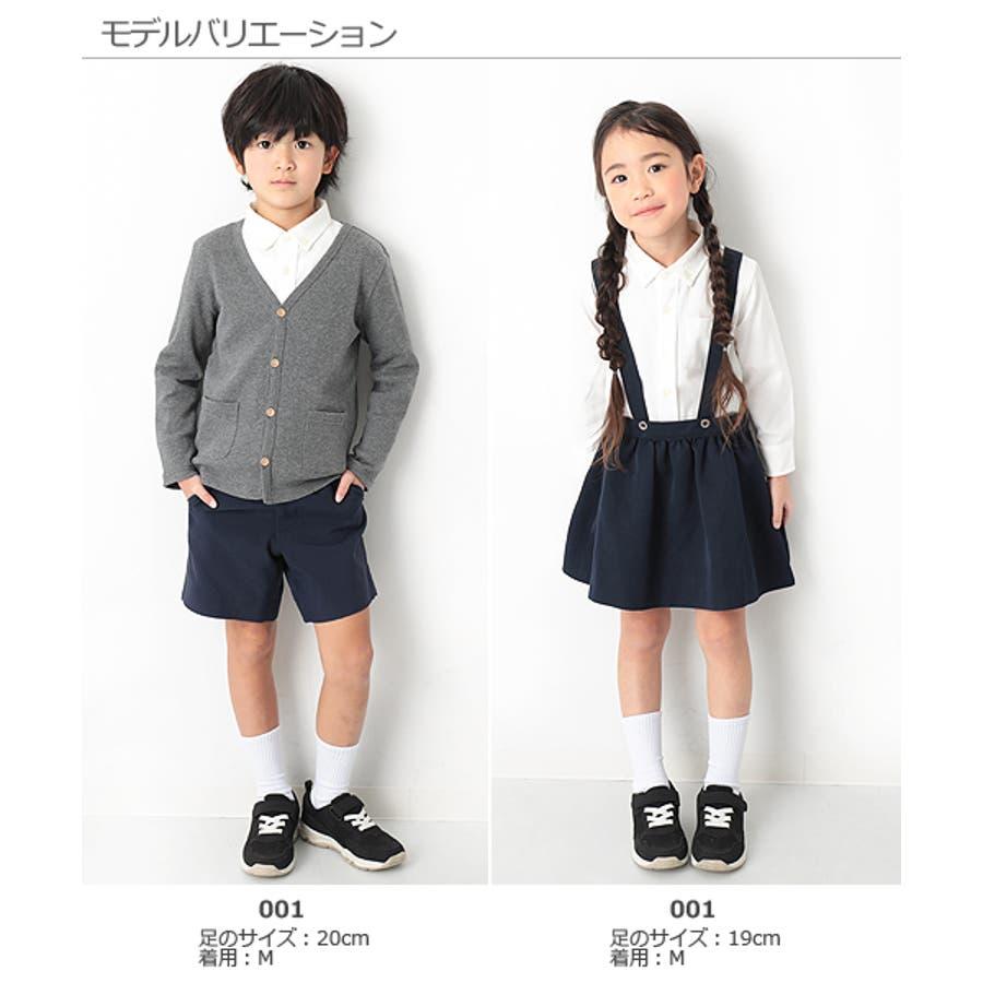[devirock パックスクールソックス 男の子 女の子 靴下 全1色 S-LL] スクール 学校 子供服 キッズ ベビー ジュニア韓国子供服 子ども ダンス M0-0 6