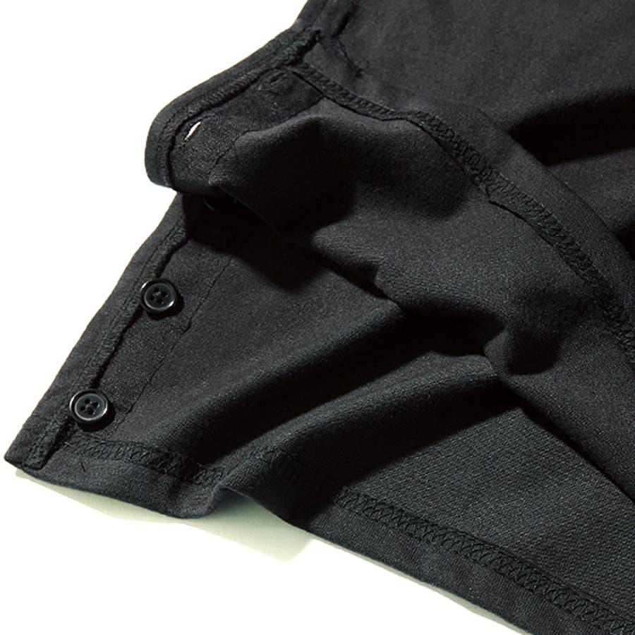 [SHISKY ポケット付き裾スリットボタンビッグ半袖ワンピース] シスキー ベビー キッズ ジュニア 子供服 女の子 ダンスM1-3 10