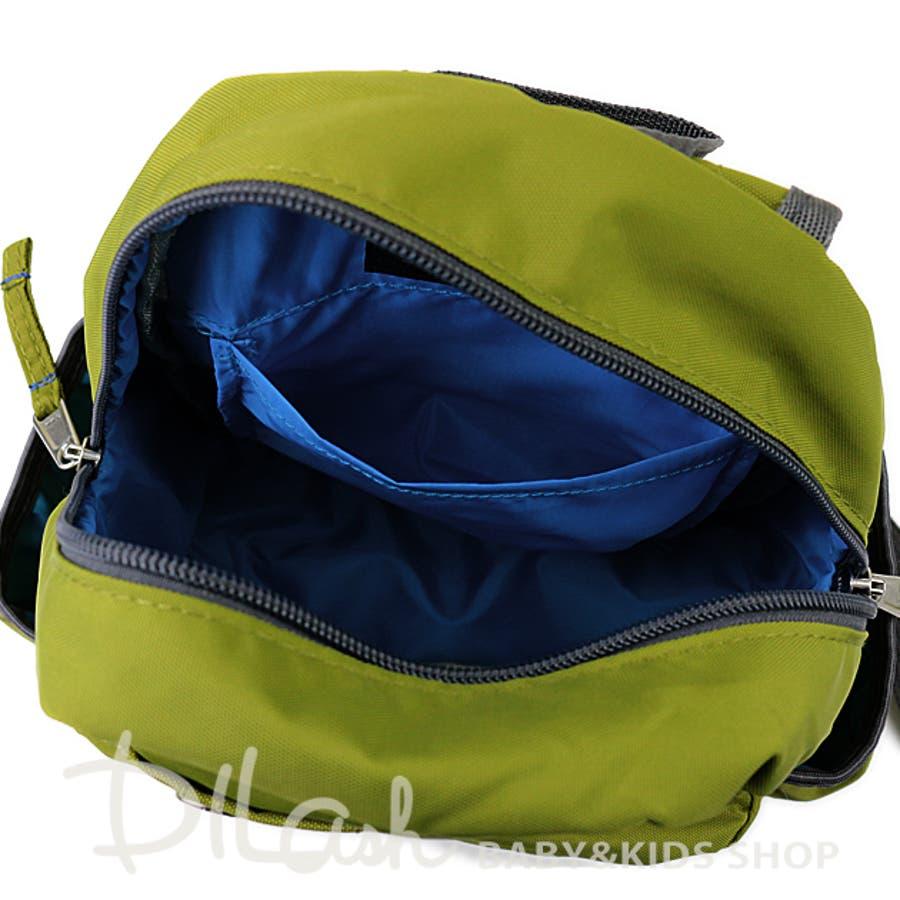 リュックサックS/DILASH (ディラッシュ) 子供 キッズ 男の子 女の子 リュック 保育園 小学生 幼稚園 遠足 旅行 通園 通学 アウトドア カラフル アメカジ おしゃれ バックパック デイバッグ シンプル バッグ カバン 鞄 10