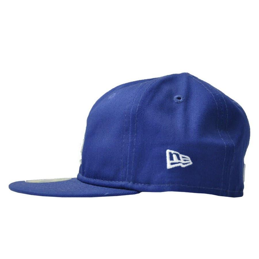 NEW ERA ニューエラ キッズ Kid's My 1st 59FIFTY ロサンゼルス・ドジャース ダークロイヤル × ホワイト[11225745] newera キャップ レディース メンズ CAP 帽子 NEWERA 3