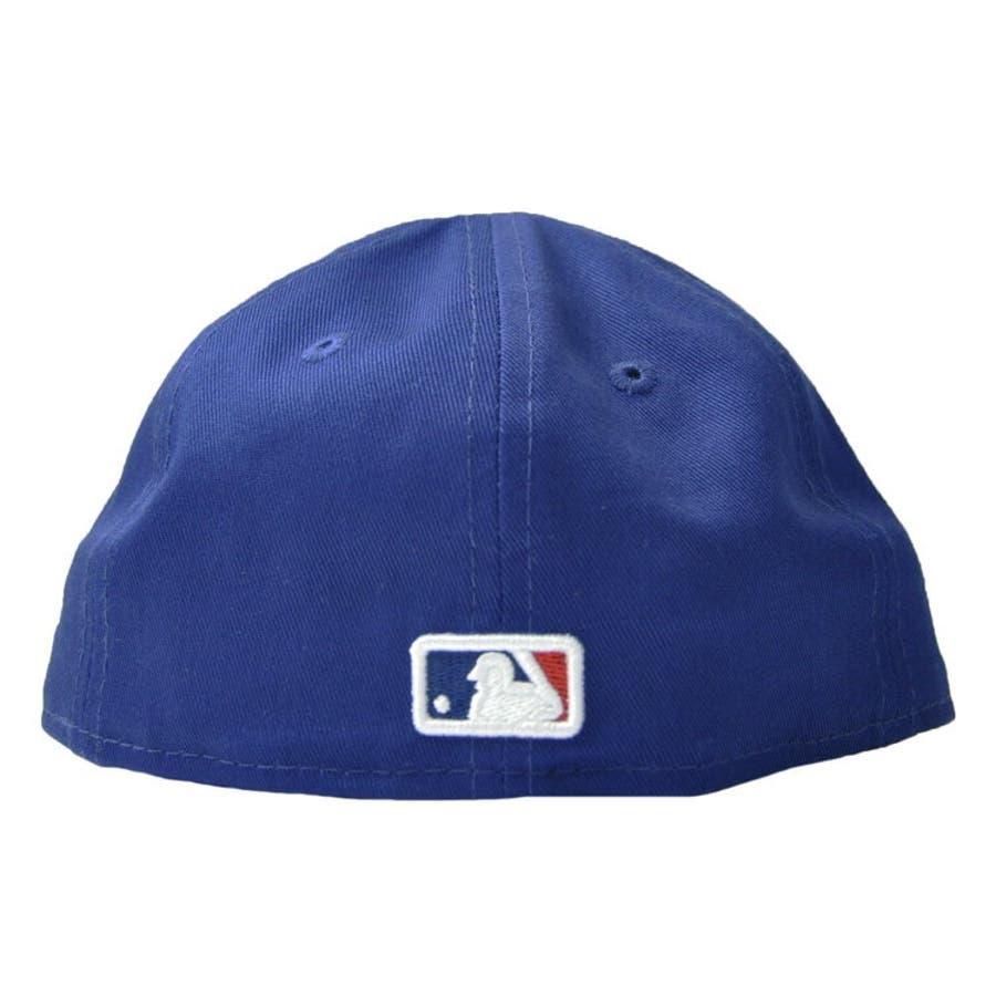 NEW ERA ニューエラ キッズ Kid's My 1st 59FIFTY ロサンゼルス・ドジャース ダークロイヤル × ホワイト[11225745] newera キャップ レディース メンズ CAP 帽子 NEWERA 4