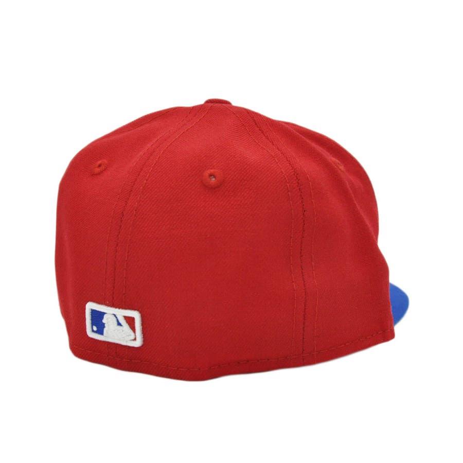 ニューエラ キッズ キャップ レディース メンズ CAP ◆ NEW ERA Kid's Youth 59FIFTY ヤンキースBROOKLYN アンダーバイザー トリコロール N0006324 帽子 ロゴ 刺繍 NEWERA 108