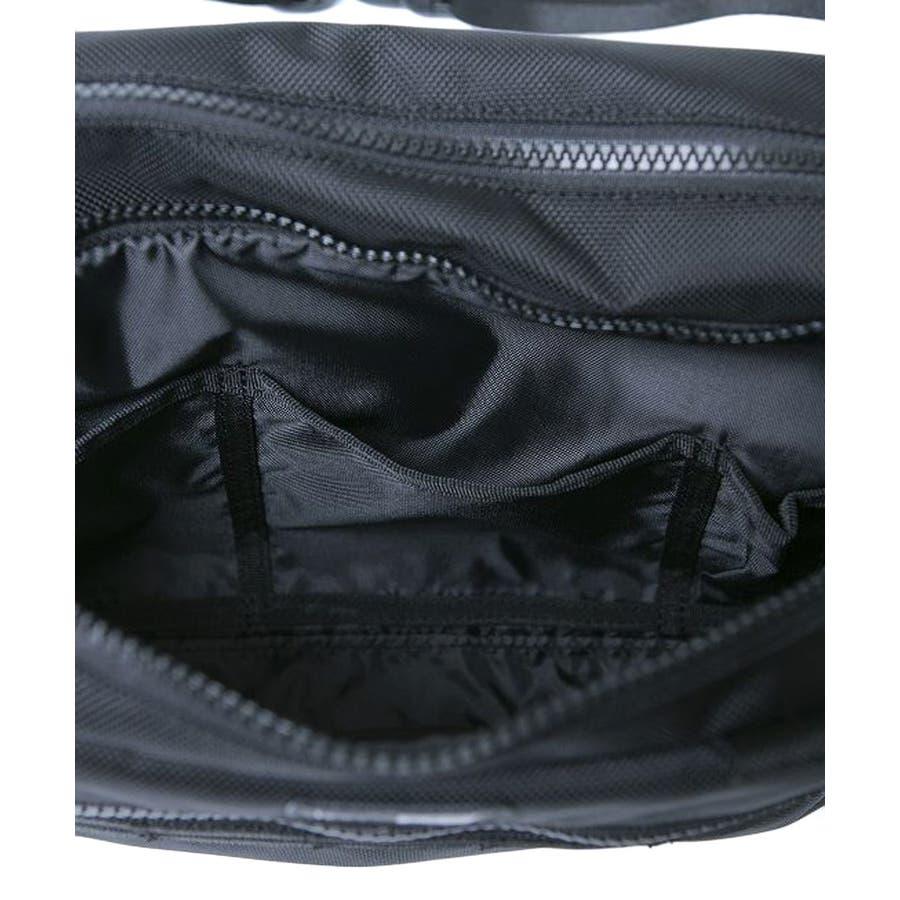 ニューエラ バッグ ◆ スクエア ウェストバッグ ブラック 11556601 メンズ BAG カバン BAG ウエスト 旅行 通勤通学おしゃれ NEWERA 6