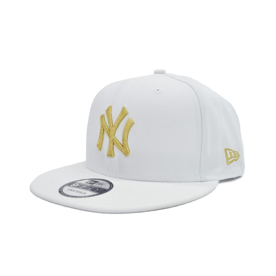 9FIFTY MLB ニューヨーク・ヤンキース / 18カラー ニューエラ NEWERA 107