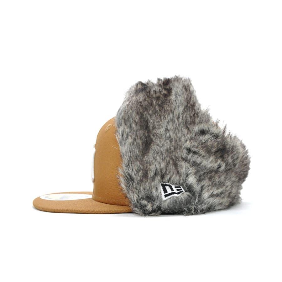 Kid's 59FIFTY Dog Ear ニューヨーク・ヤンキース / ダックタン × スノーホワイト [12108596] 3