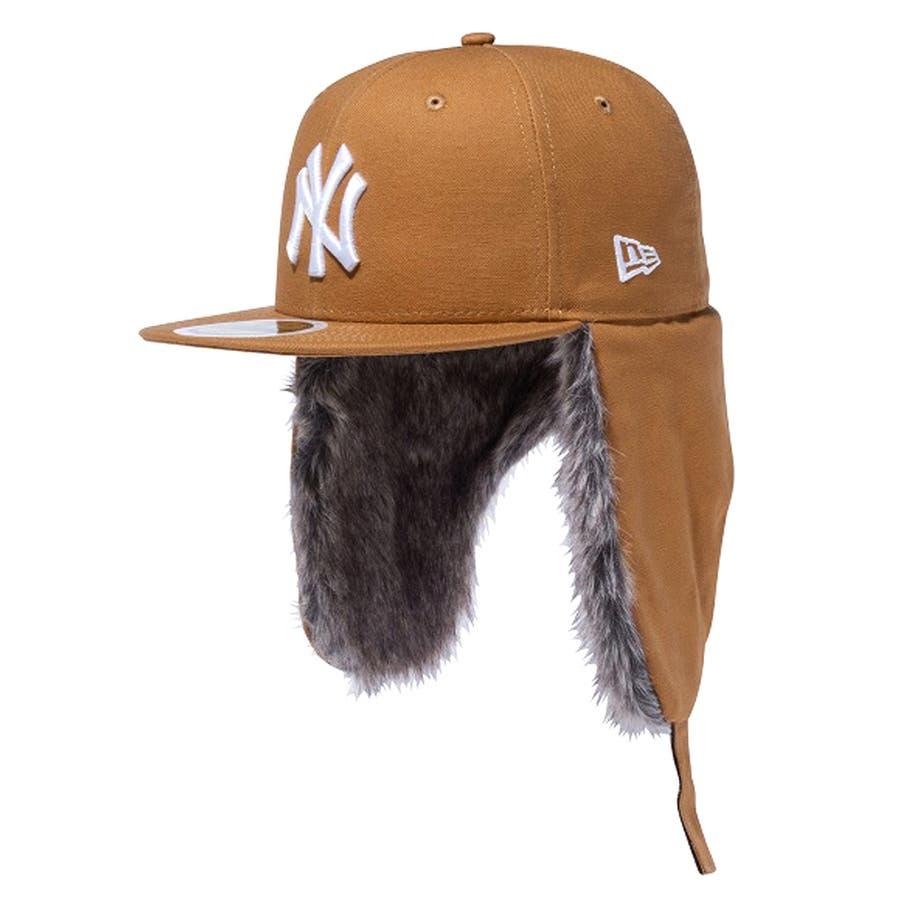 Kid's 59FIFTY Dog Ear ニューヨーク・ヤンキース / ダックタン × スノーホワイト [12108596] 5