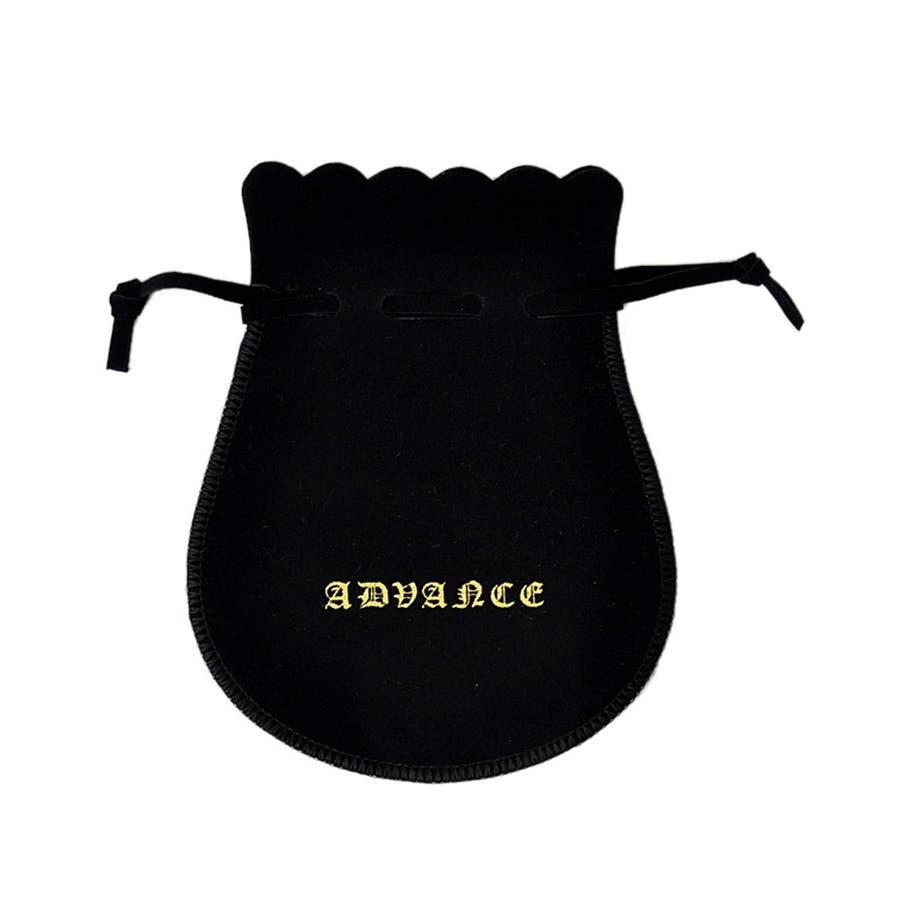 SILVER CHAIN NECKLACE / シルバー [ARG-6031-SB] 4
