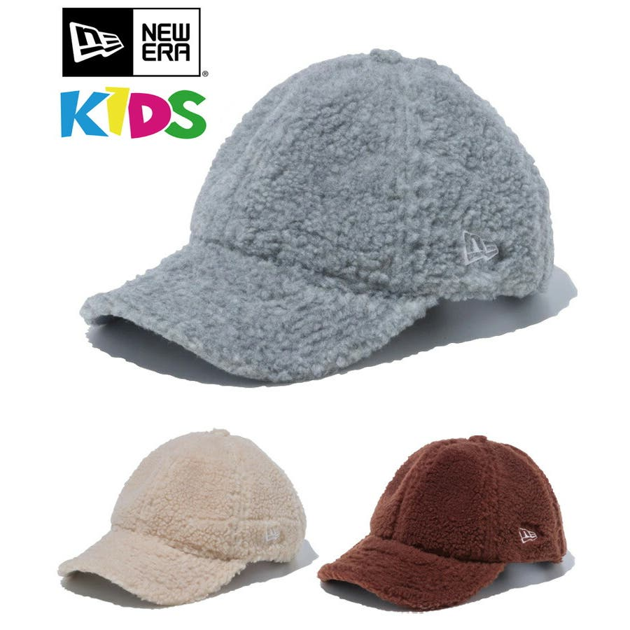 Kid's Youth 9TWENTY ボアフリース / 3カラー 1