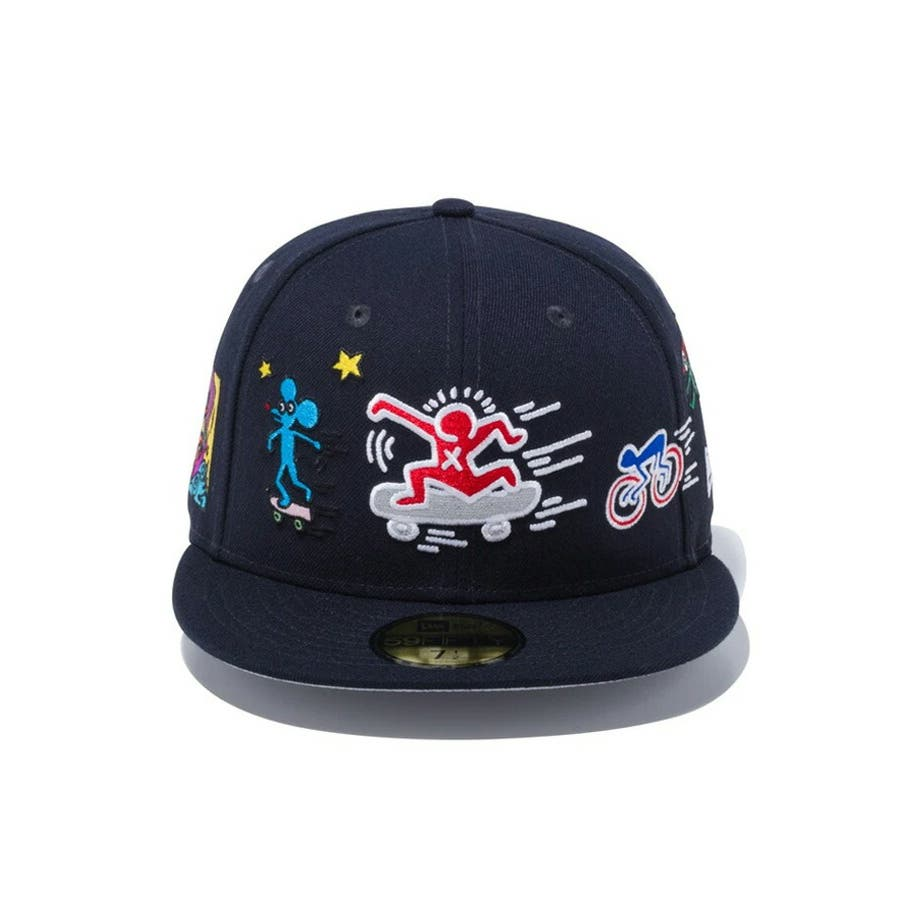 59FIFTY Keith Haring 2