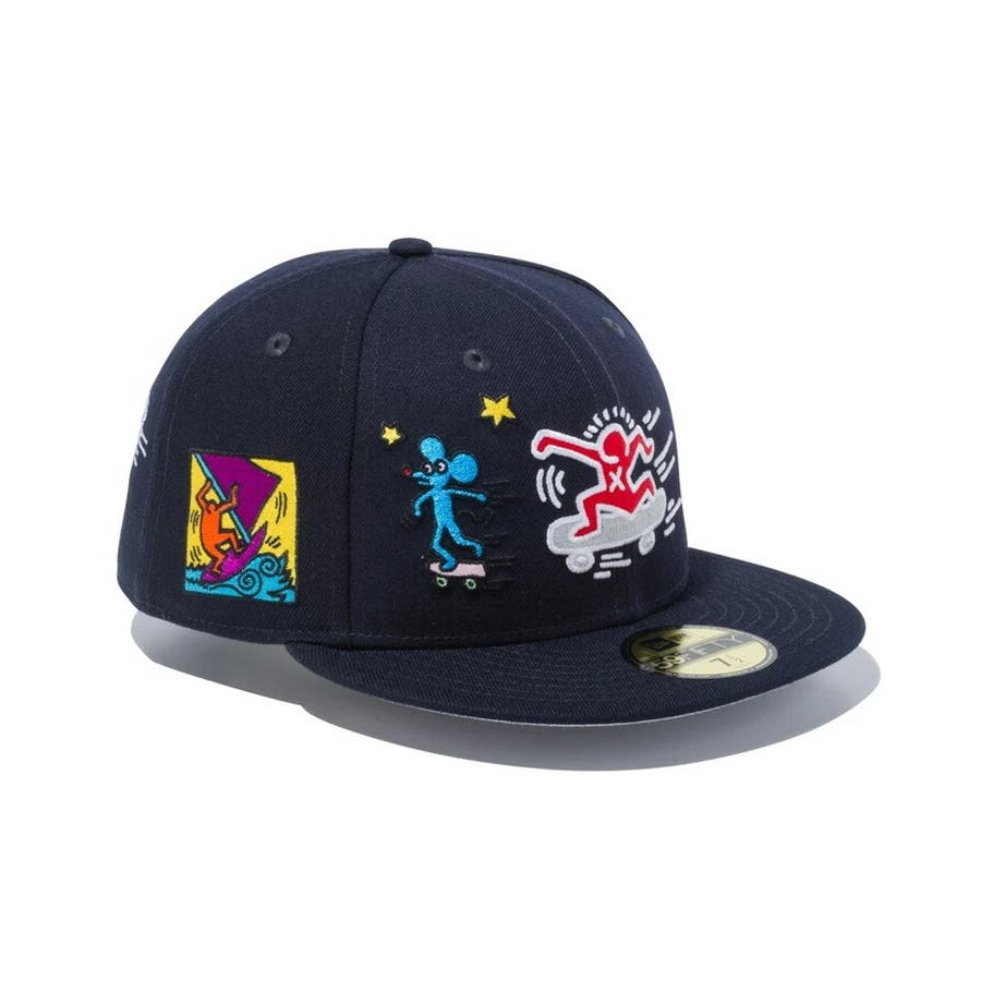 59FIFTY Keith Haring 3
