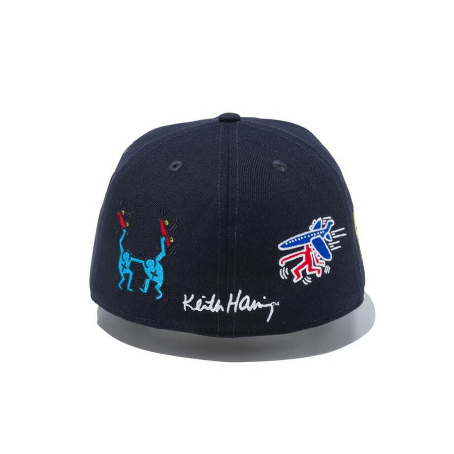 59FIFTY Keith Haring 4