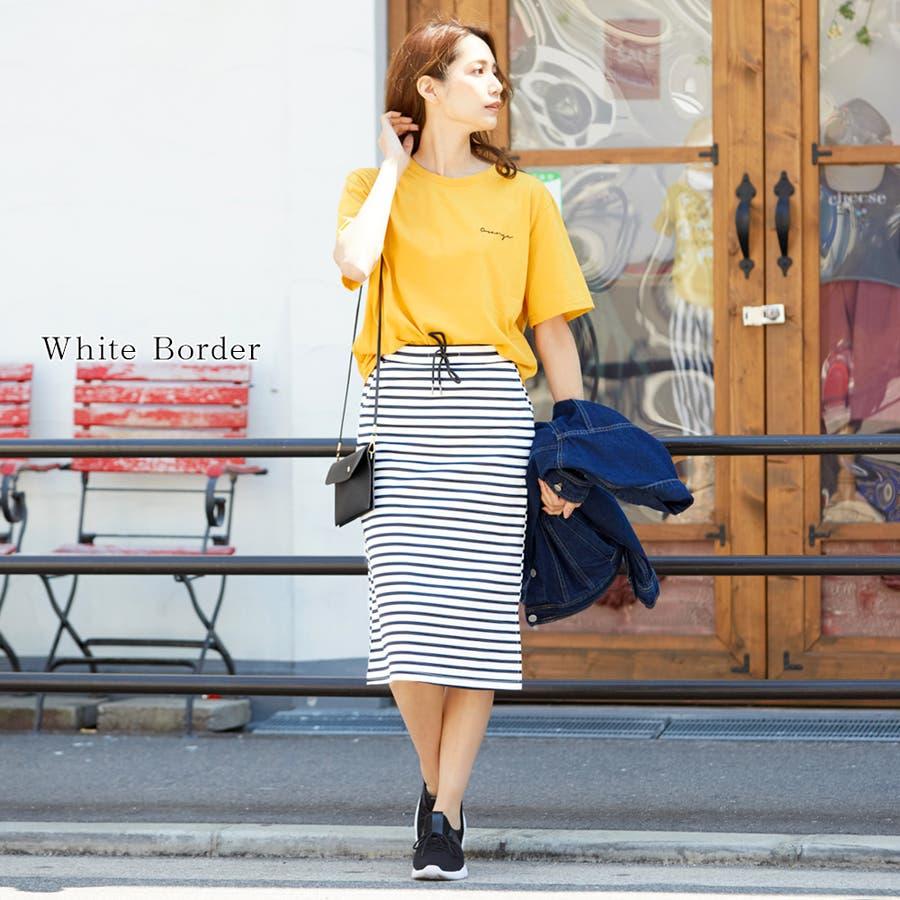 【Doula Doula】タイトスカート【2019春夏商品】 16