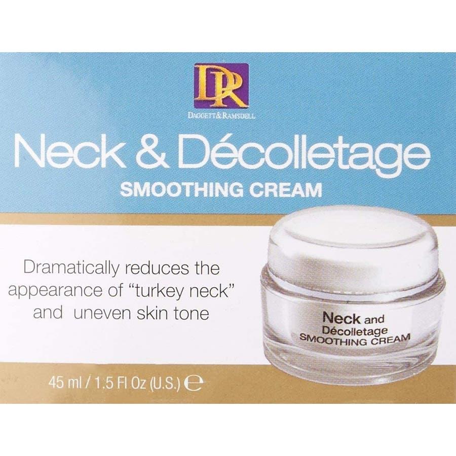 DR ネック・アンド・デコルテージ・クリーム 45mL 首のケア Neck and Decolletage Cream 1.5 Oz0450DR New York 4
