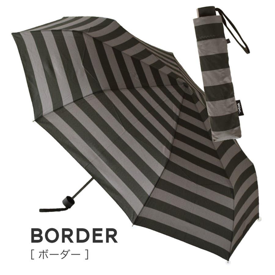 w.p.c(ダブルピーシー):耐風 折りたたみ傘 108