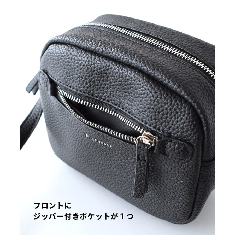 CONVERSE(コンバース):CONVERSE(コンバース)PU Shoulder Bag 8