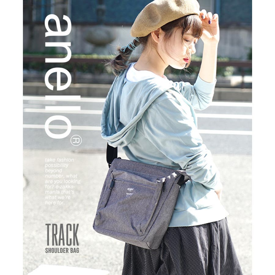anello(アネロ):TRACK SHOULDER BAG 3
