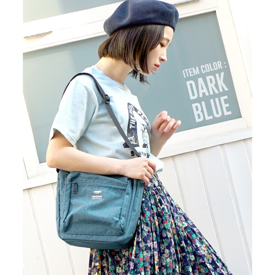 anello(アネロ):TRACK SHOULDER BAG 6