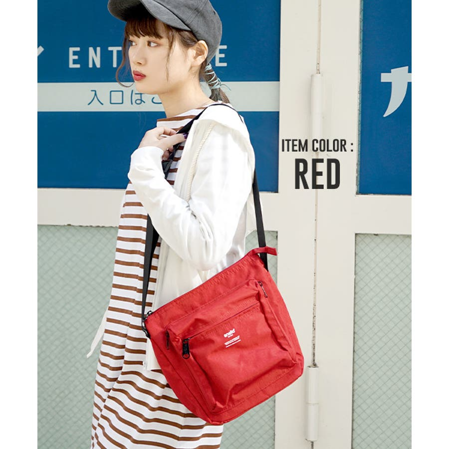 anello(アネロ):TRACK SHOULDER BAG 8