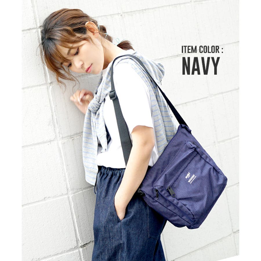 anello(アネロ):TRACK SHOULDER BAG 9