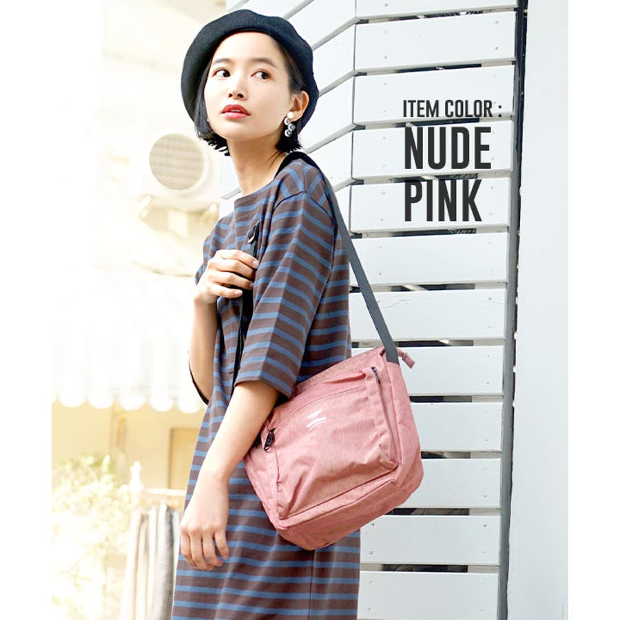 anello(アネロ):TRACK SHOULDER BAG 10