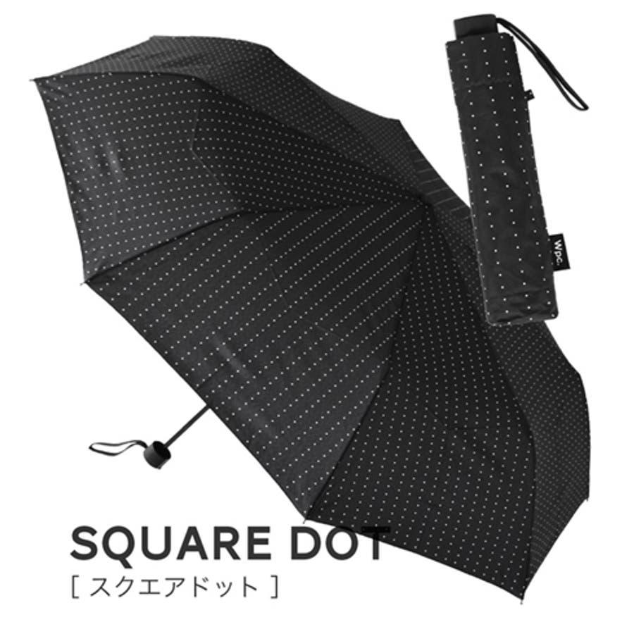 w.p.c(ダブルピーシー):耐風 折りたたみ傘 3