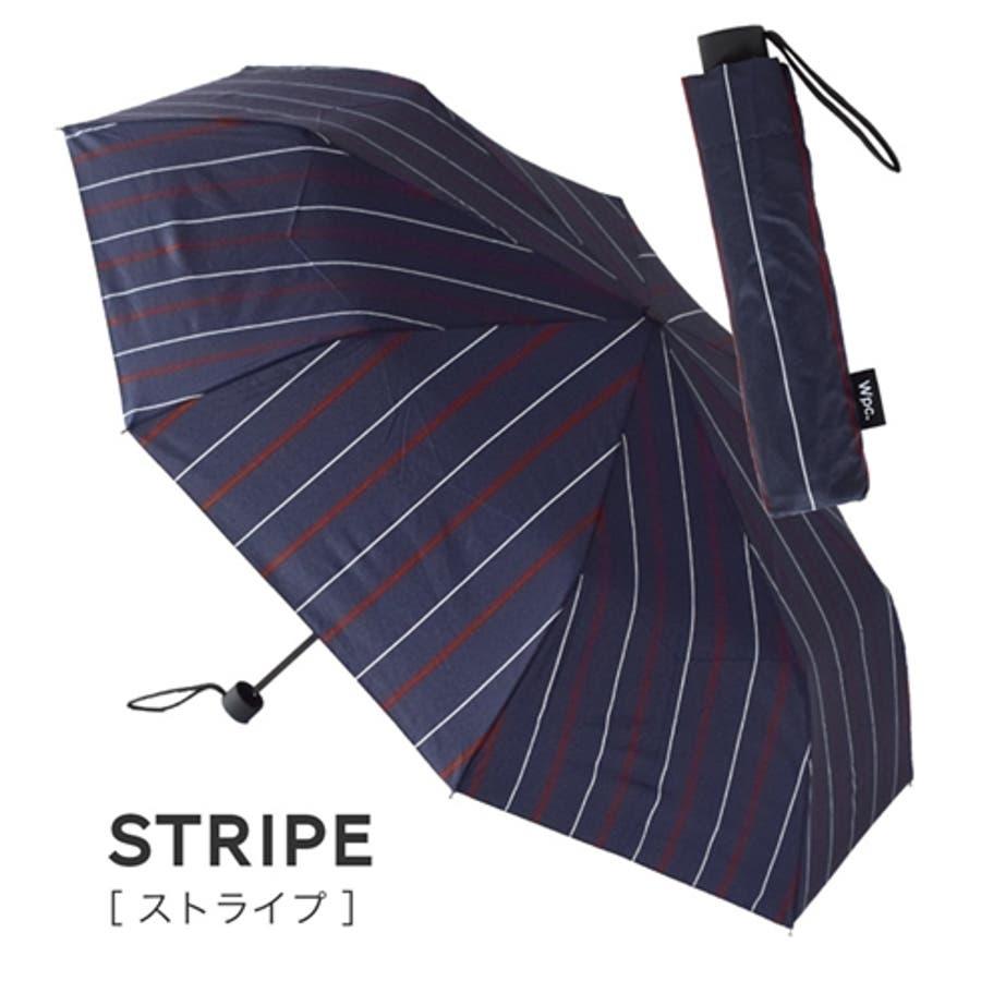 w.p.c(ダブルピーシー):耐風 折りたたみ傘 4