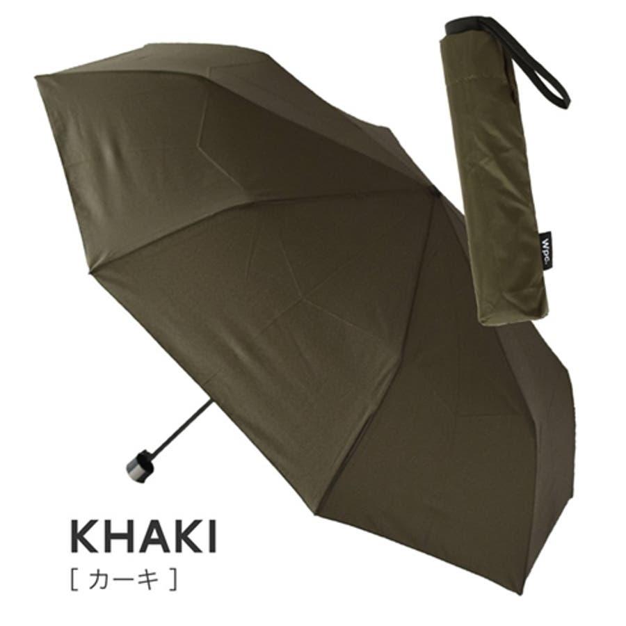 w.p.c(ダブルピーシー):耐風 折りたたみ傘 5