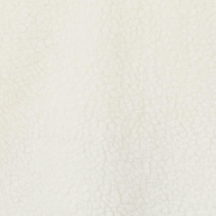 【リンクコーデ専門ブランド/ペアペア】もこもこボアジップブルゾン(レディース) 9