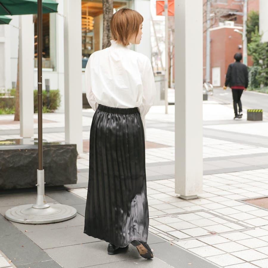 【kutir】シャーリングブラウス 5