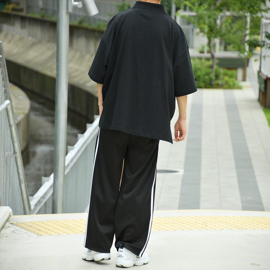 【kutir】配色ポロシャツ 3