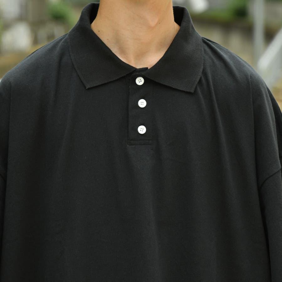 【kutir】配色ポロシャツ 7