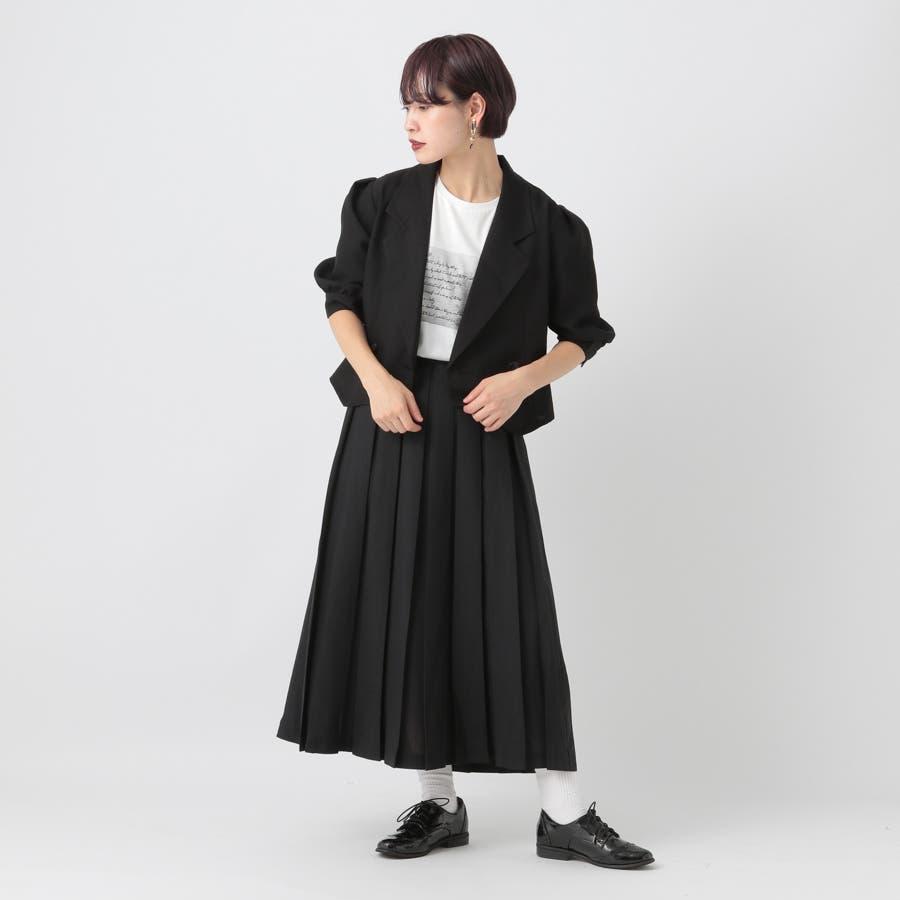 【kutir】【セットアップ】パワショルジャケット 4