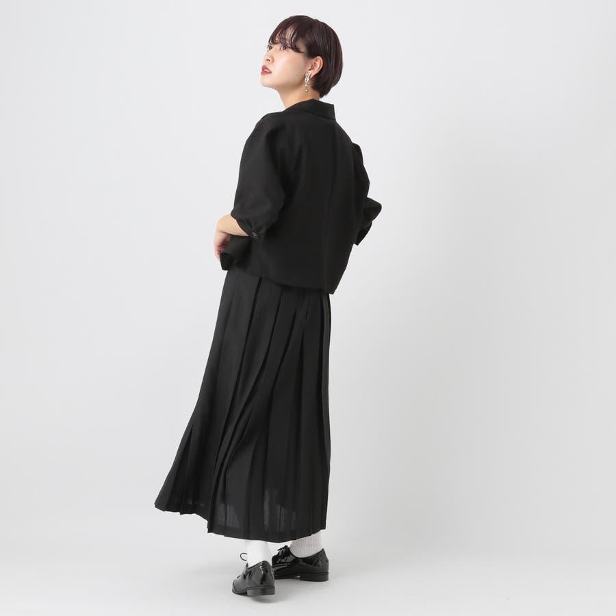【kutir】【セットアップ】パワショルジャケット 6
