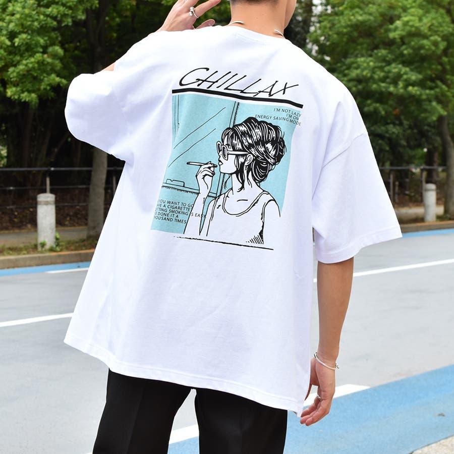 【Adoon plain】ロックアソートプリントTシャツ 16