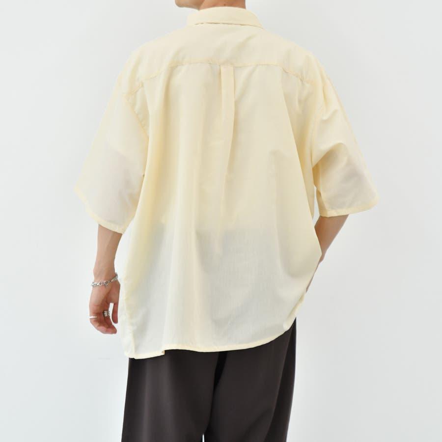 【kutir】ワッペンシャツ 2