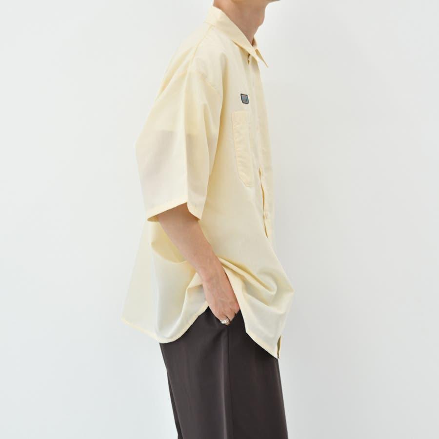 【kutir】ワッペンシャツ 3