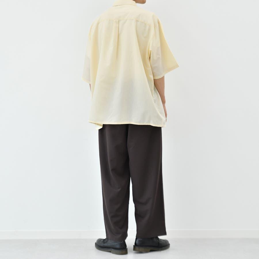 【kutir】ワッペンシャツ 7
