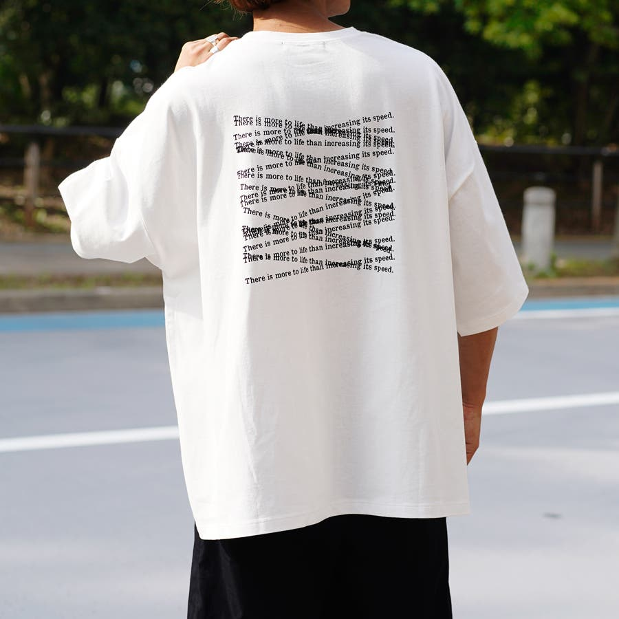 【Adoon plain】アソートロゴビックTシャツ 16