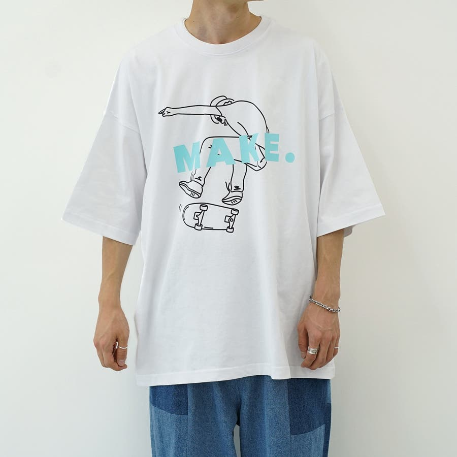 【kutir】線画系アソートプリントTシャツ 108