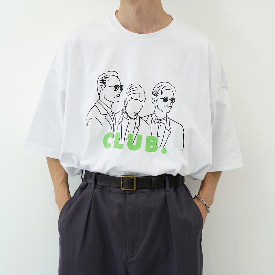 【kutir】線画系アソートプリントTシャツ 16