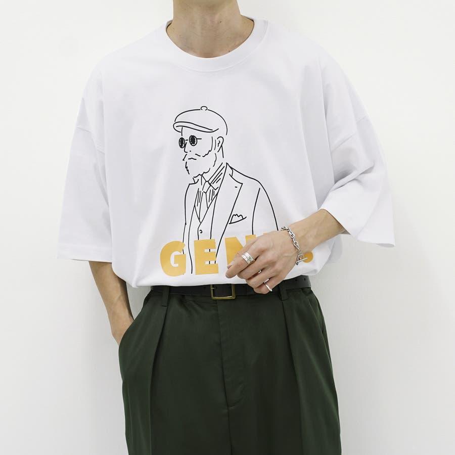 【kutir】線画系アソートプリントTシャツ 17