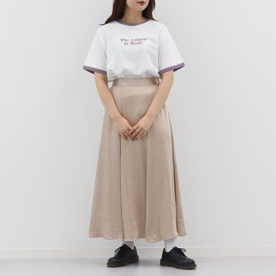【kutir】ヴィンテージサテンマーメイドスカート 4