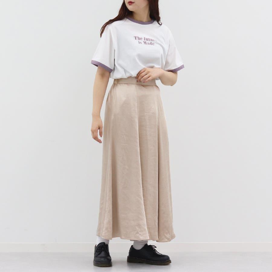 【kutir】ヴィンテージサテンマーメイドスカート 5