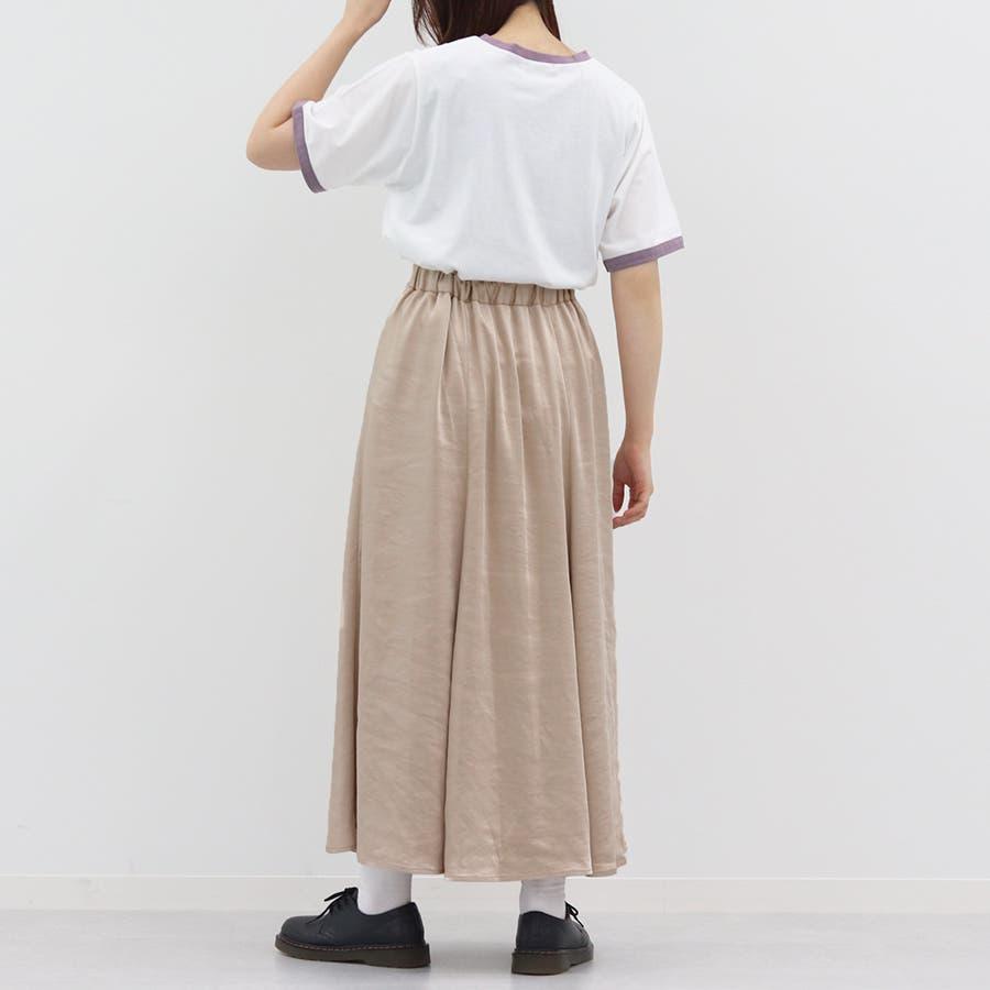 【kutir】ヴィンテージサテンマーメイドスカート 6